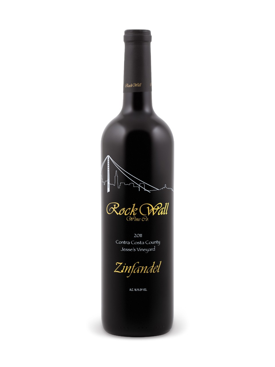 Rock Wall Jesse's Vineyard Zinfandel 2011