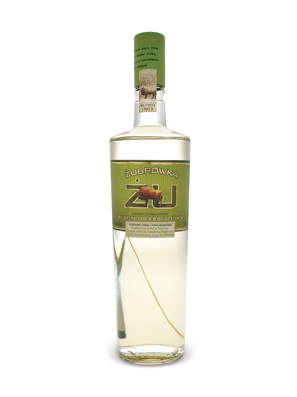 Zubrowka Bison Vodka