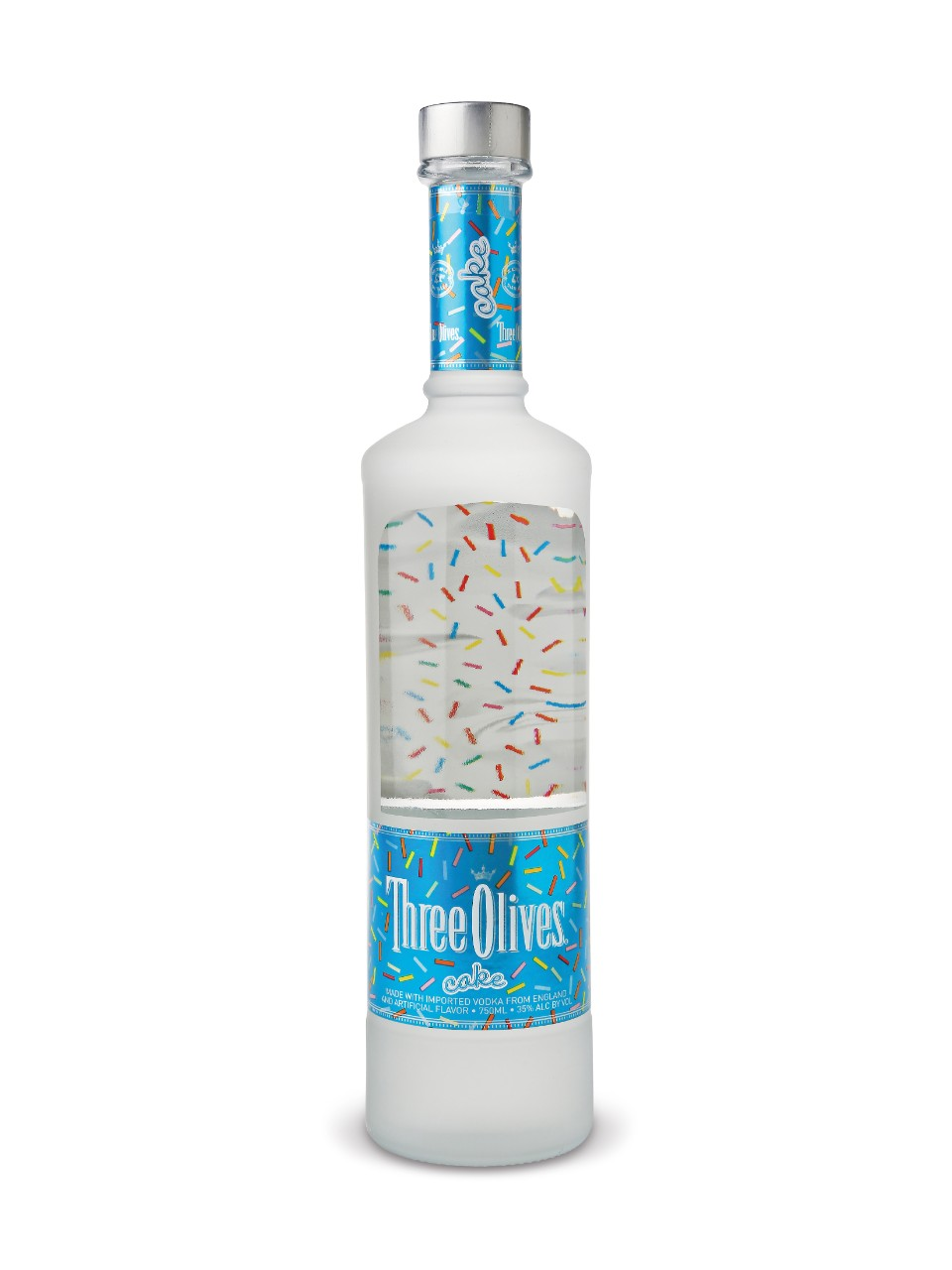 Three Olives Cake