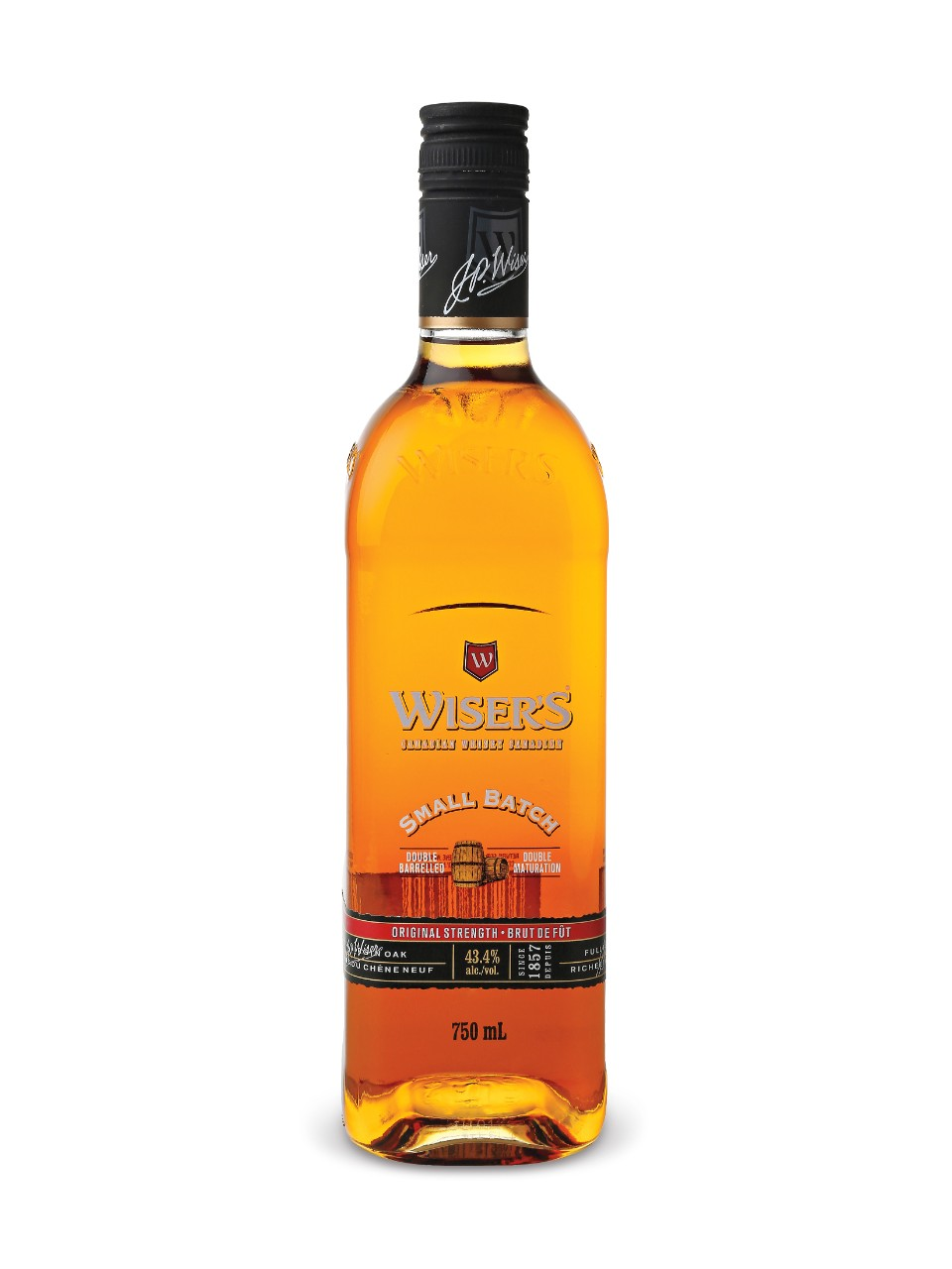 Wiser's Small Batch Whisky