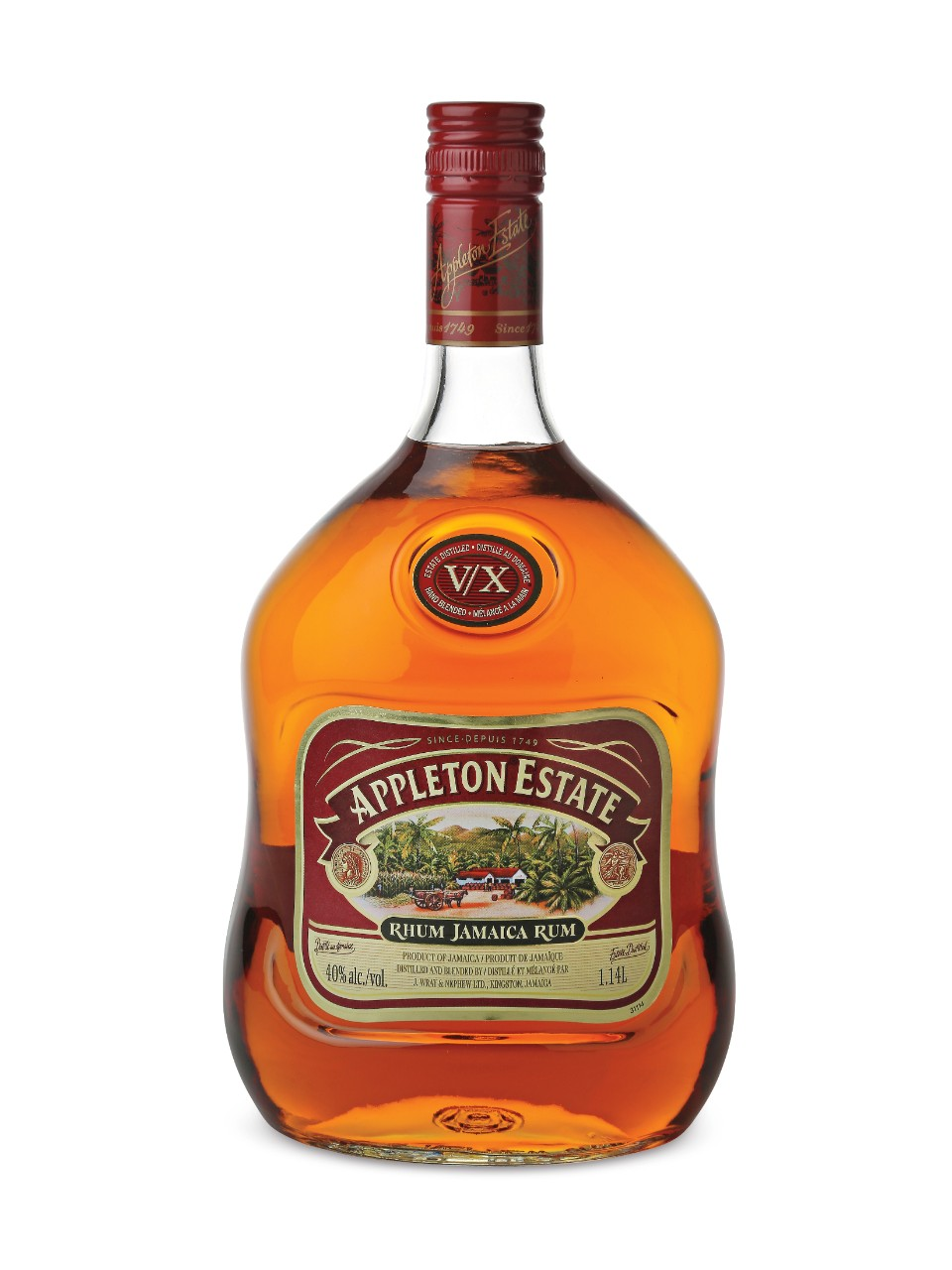 Appleton Estate V / X Signature Blend