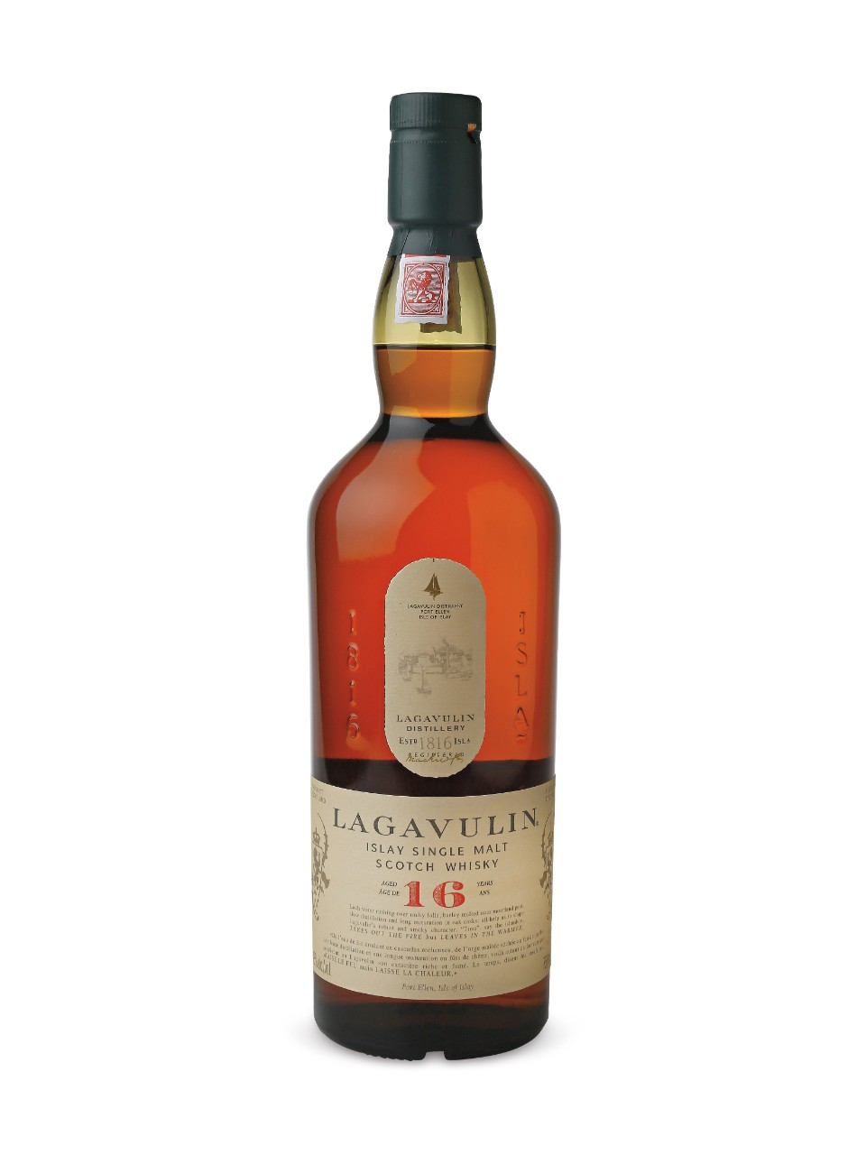 Lagavulin 16 Years Old Malt Scotch Whisky