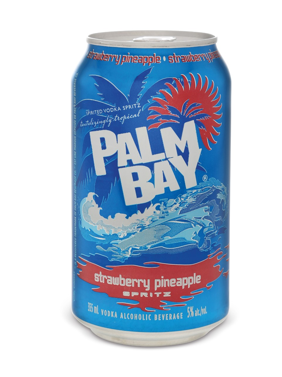 Palm Bay Strawberry-Pineapple