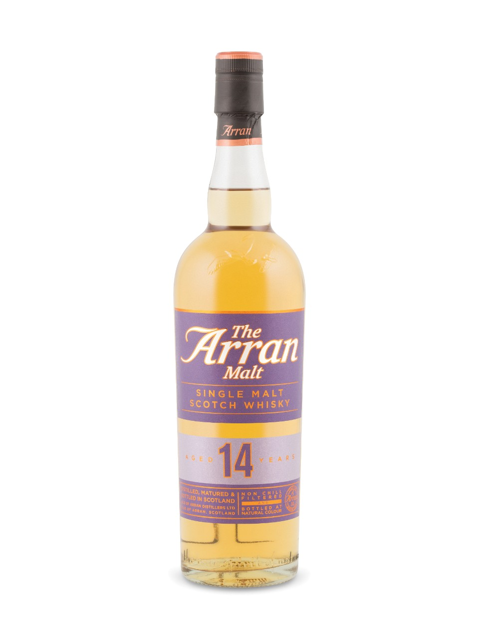 The Arran Malt Isle of Arran 14-Year-Old Single Malt Scotch